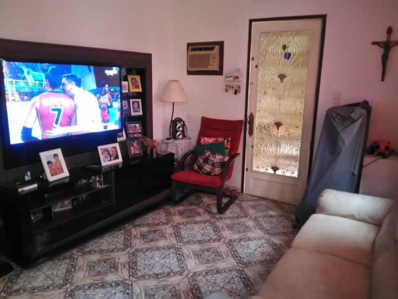 3 - SALA. - Casa de Vila 3 quartos à venda Lins de Vasconcelos, Rio de Janeiro - R$ 690.000 - MECV30041 - 4