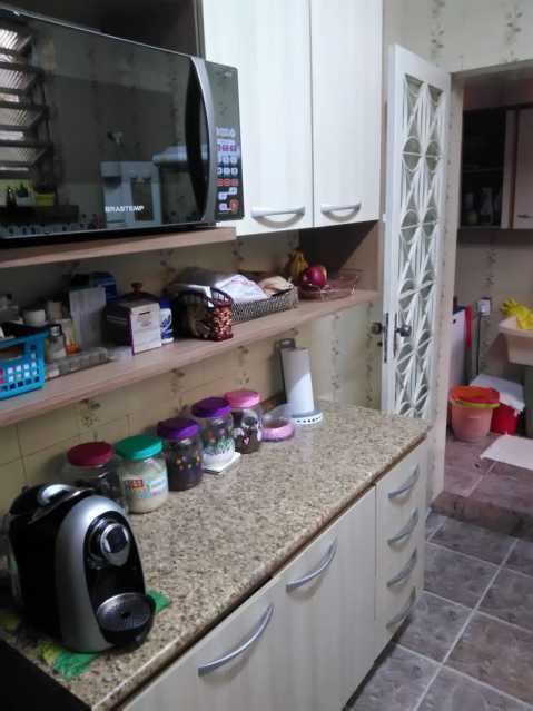 5 - COZINHA. - Casa de Vila 3 quartos à venda Lins de Vasconcelos, Rio de Janeiro - R$ 690.000 - MECV30041 - 6