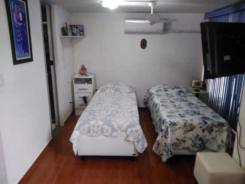 15 - QUARTO SUÍTE 2. - Casa de Vila 3 quartos à venda Lins de Vasconcelos, Rio de Janeiro - R$ 690.000 - MECV30041 - 16