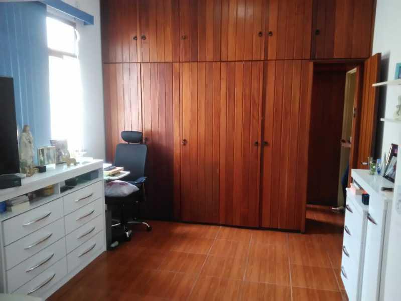 16 - QUARTO SUÍTE 2. - Casa de Vila 3 quartos à venda Lins de Vasconcelos, Rio de Janeiro - R$ 690.000 - MECV30041 - 17