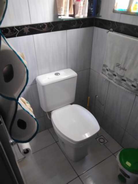 17 - BANHEIRO SUÍTE 2. - Casa de Vila 3 quartos à venda Lins de Vasconcelos, Rio de Janeiro - R$ 690.000 - MECV30041 - 18