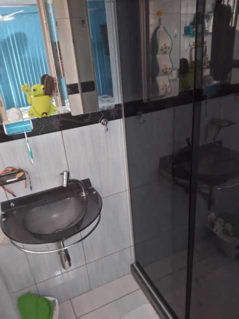 24 - BANHEIRO SUÍTE 2. - Casa de Vila 3 quartos à venda Lins de Vasconcelos, Rio de Janeiro - R$ 690.000 - MECV30041 - 25