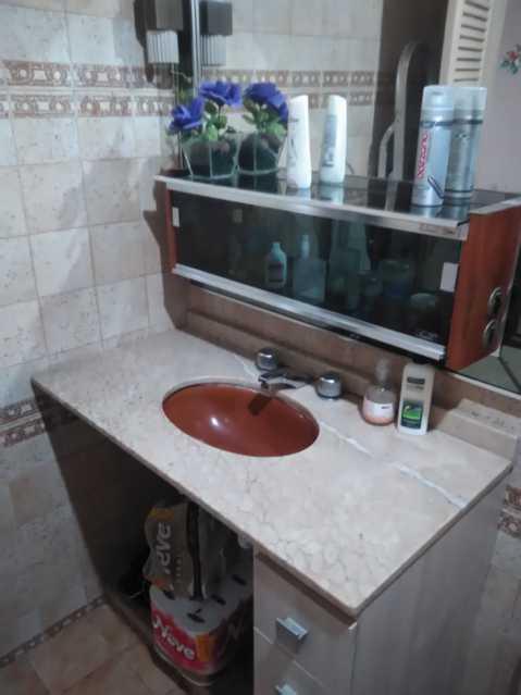 25 - BANHEIRO SOCIAL. - Casa de Vila 3 quartos à venda Lins de Vasconcelos, Rio de Janeiro - R$ 690.000 - MECV30041 - 26