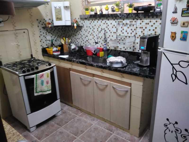 27 - COZINHA. - Casa de Vila 3 quartos à venda Lins de Vasconcelos, Rio de Janeiro - R$ 690.000 - MECV30041 - 28