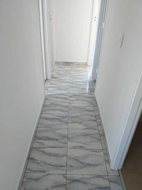 4 - circulação. - Apartamento À Venda - Engenho de Dentro - Rio de Janeiro - RJ - MEAP30295 - 6
