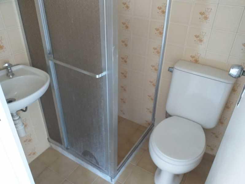 7 - banheiro social 1. - Apartamento À Venda - Engenho de Dentro - Rio de Janeiro - RJ - MEAP30295 - 9