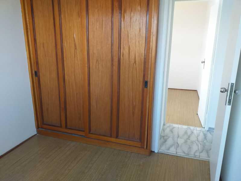 8 - quarto 2. - Apartamento À Venda - Engenho de Dentro - Rio de Janeiro - RJ - MEAP30295 - 10