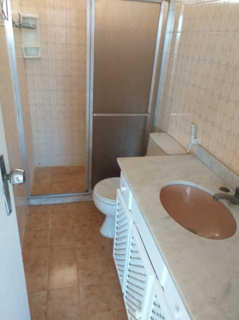 10 - banheiro social 2. - Apartamento À Venda - Engenho de Dentro - Rio de Janeiro - RJ - MEAP30295 - 12