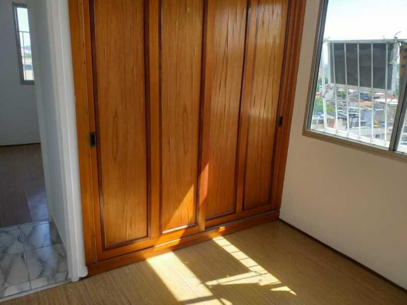 12 - quarto 3. - Apartamento À Venda - Engenho de Dentro - Rio de Janeiro - RJ - MEAP30295 - 14