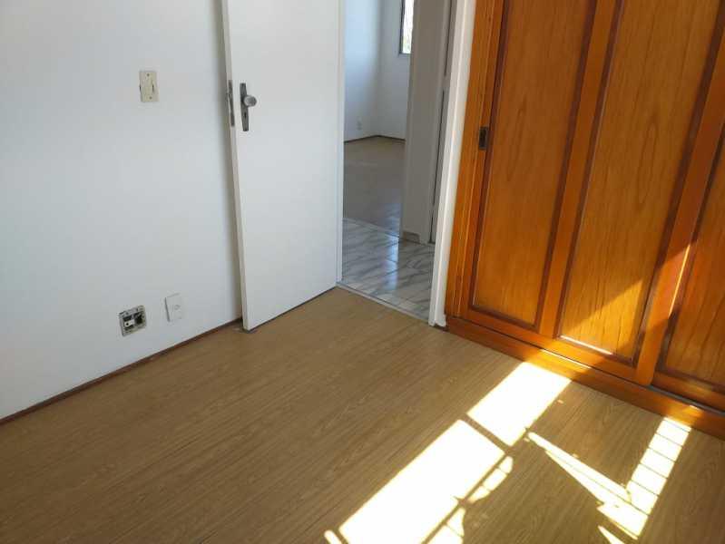 13 - quarto 3. - Apartamento À Venda - Engenho de Dentro - Rio de Janeiro - RJ - MEAP30295 - 15