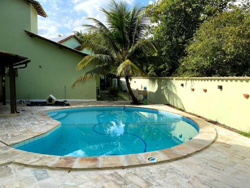 01 - Casa em Condomínio 3 quartos à venda Anil, Rio de Janeiro - R$ 1.300.000 - FRCN30142 - 1