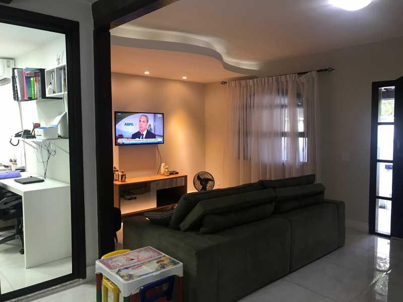 04 - Casa em Condomínio 3 quartos à venda Anil, Rio de Janeiro - R$ 1.300.000 - FRCN30142 - 5