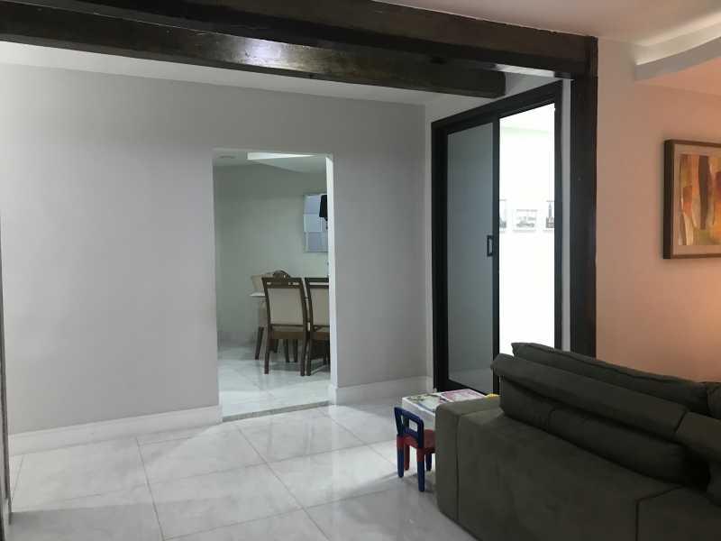 08 - Casa em Condomínio 3 quartos à venda Anil, Rio de Janeiro - R$ 1.300.000 - FRCN30142 - 9
