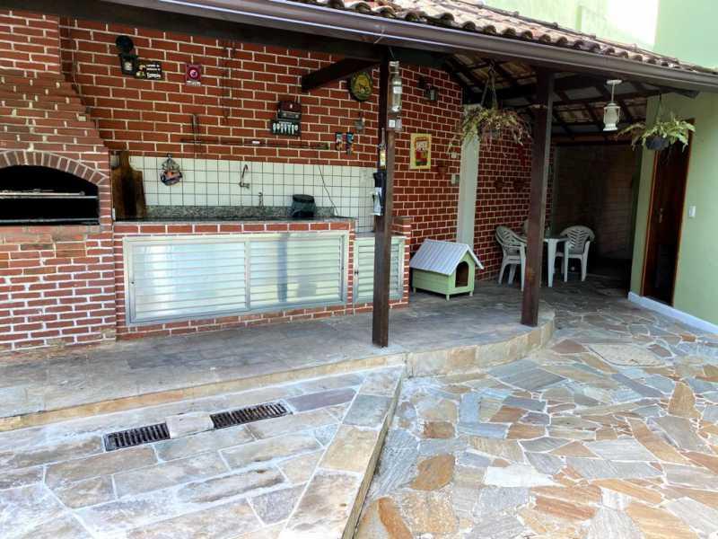 24 - Casa em Condomínio 3 quartos à venda Anil, Rio de Janeiro - R$ 1.300.000 - FRCN30142 - 25