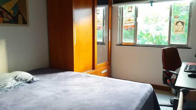 8 - QUARTO 2 - Apartamento Lins de Vasconcelos,Rio de Janeiro,RJ À Venda,2 Quartos,73m² - MEAP20897 - 9