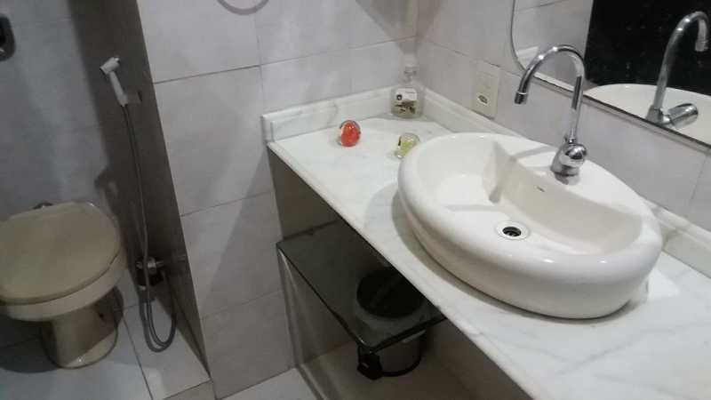 12 - BANHEIRO SOCIAL - Apartamento Lins de Vasconcelos,Rio de Janeiro,RJ À Venda,2 Quartos,73m² - MEAP20897 - 13