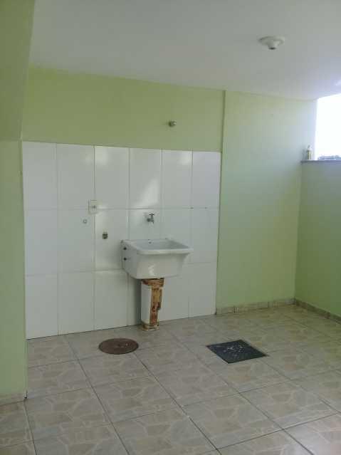 17 - Casa em Condomínio 2 quartos à venda Pechincha, Rio de Janeiro - R$ 450.000 - FRCN20067 - 19