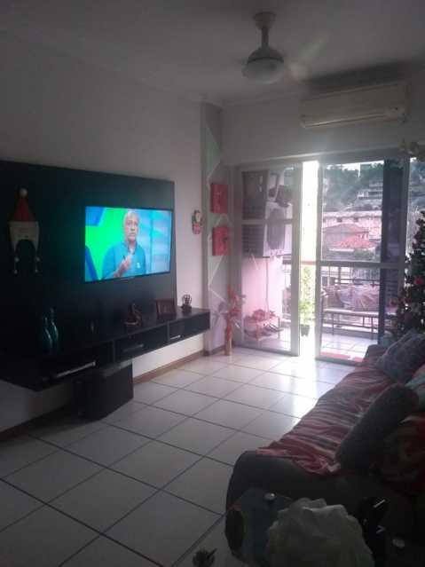 02 - Apartamento 3 quartos à venda Praça Seca, Rio de Janeiro - R$ 300.000 - FRAP30541 - 3