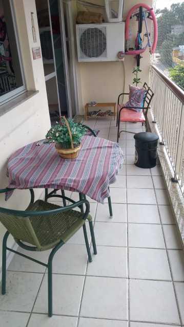 04 - Apartamento 3 quartos à venda Praça Seca, Rio de Janeiro - R$ 300.000 - FRAP30541 - 5