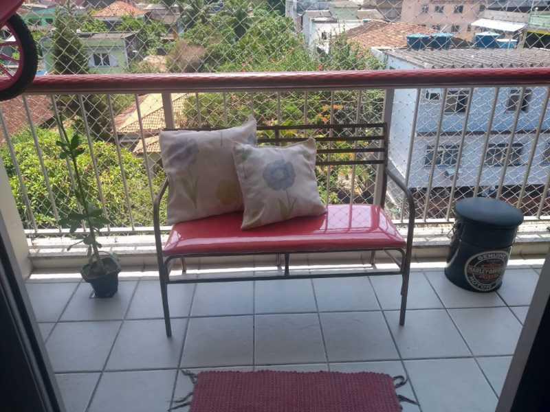 06 - Apartamento 3 quartos à venda Praça Seca, Rio de Janeiro - R$ 300.000 - FRAP30541 - 7