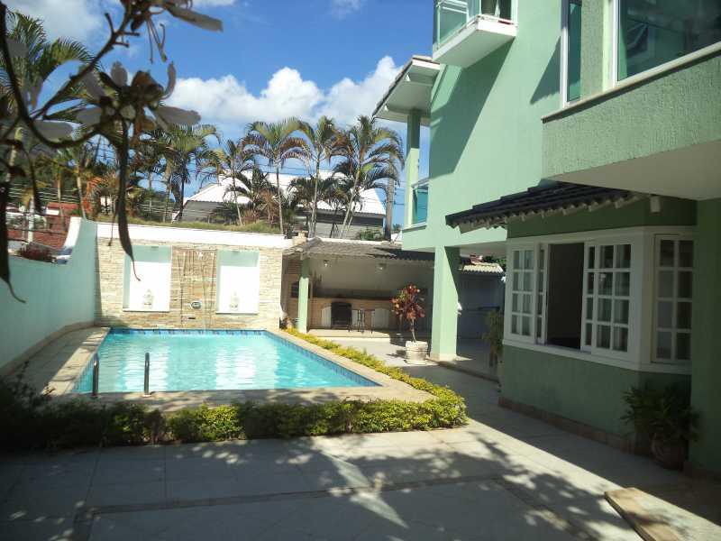 DSC04693 - Casa em Condominio Jacarepaguá,Rio de Janeiro,RJ À Venda,5 Quartos,285m² - FRCN50021 - 22