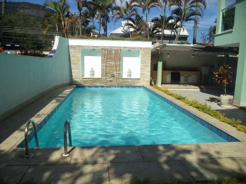 DSC04694 - Casa em Condominio Jacarepaguá,Rio de Janeiro,RJ À Venda,5 Quartos,285m² - FRCN50021 - 1