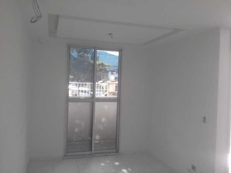 FOTO 16. - Apartamento Taquara, Rio de Janeiro, RJ À Venda, 2 Quartos, 51m² - FRAP21352 - 4