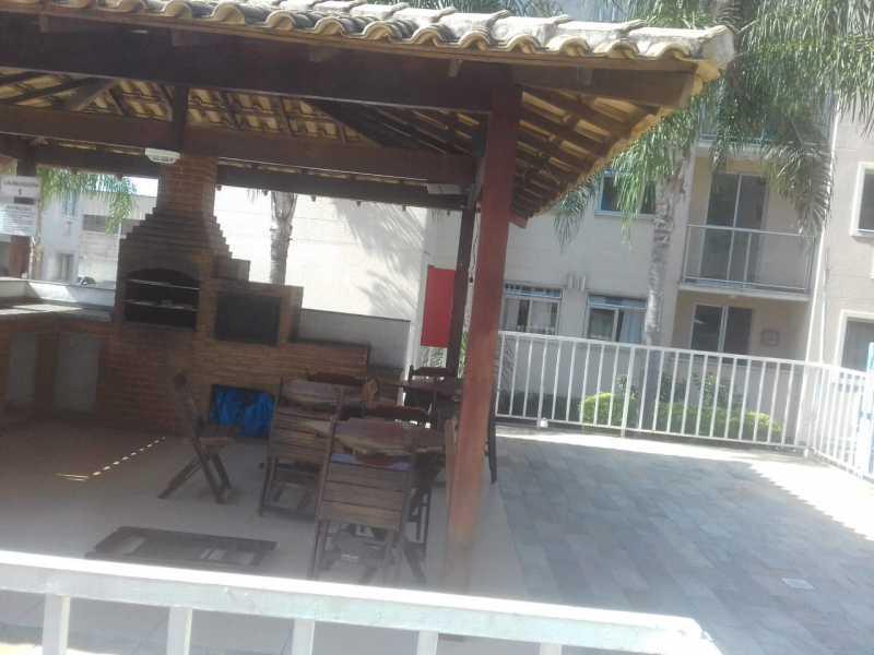 FOTO 17. - Apartamento Taquara, Rio de Janeiro, RJ À Venda, 2 Quartos, 51m² - FRAP21352 - 19