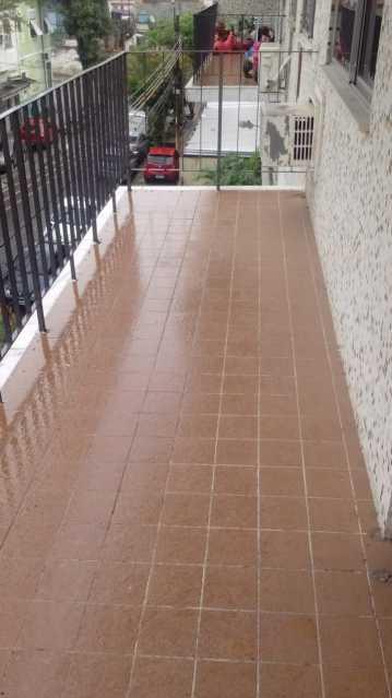 015 - Apartamento Para Alugar - Sampaio - Rio de Janeiro - RJ - MEAP20912 - 3