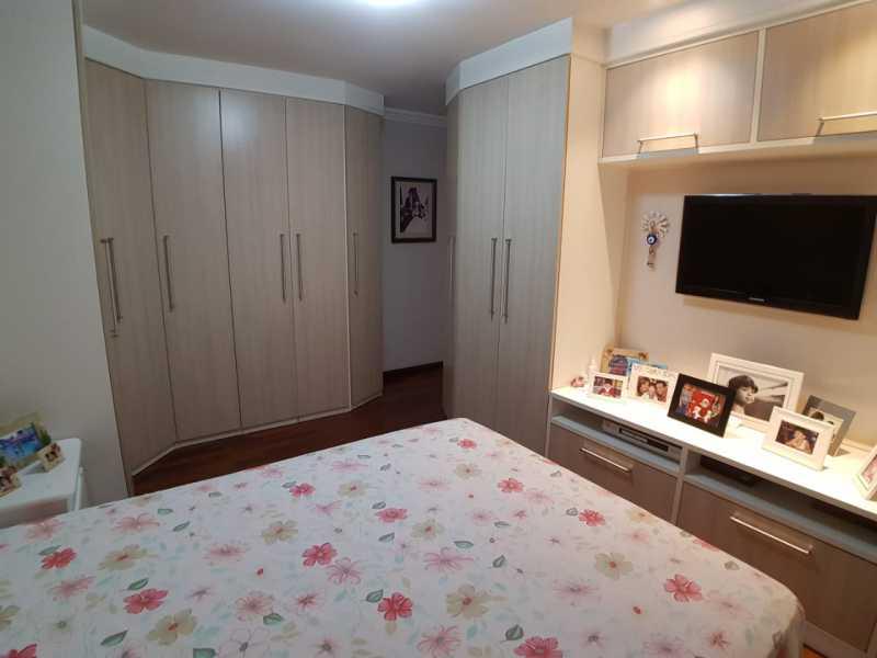 11 - QUARTO SUÍTE. - Apartamento Barra da Tijuca,Rio de Janeiro,RJ À Venda,3 Quartos,119m² - FRAP30548 - 12