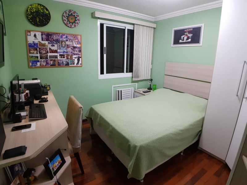 15 - QUARTO 2. - Apartamento Barra da Tijuca,Rio de Janeiro,RJ À Venda,3 Quartos,119m² - FRAP30548 - 16