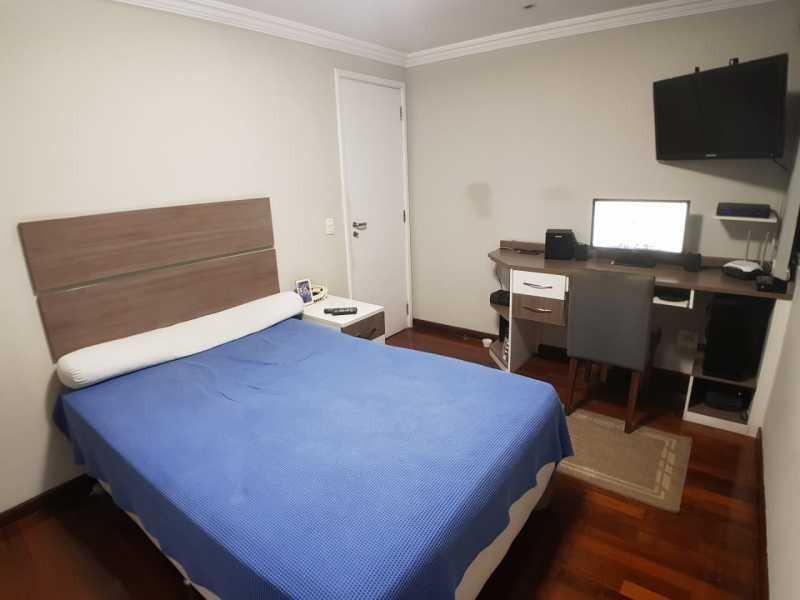 17 - QUARTO 3. - Apartamento Barra da Tijuca,Rio de Janeiro,RJ À Venda,3 Quartos,119m² - FRAP30548 - 18