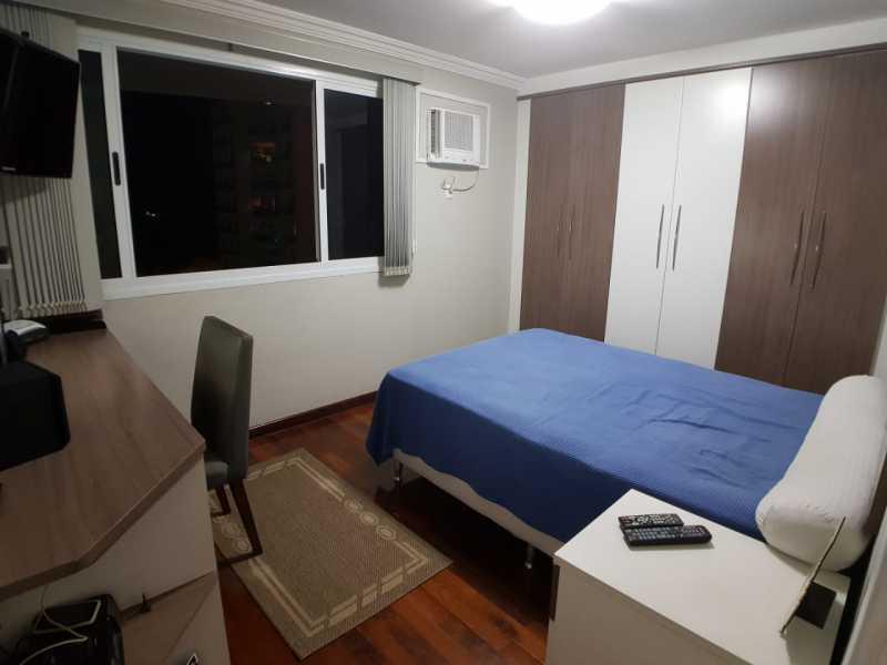 18 - QUARTO 3. - Apartamento Barra da Tijuca,Rio de Janeiro,RJ À Venda,3 Quartos,119m² - FRAP30548 - 19
