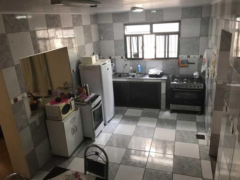 cozinha - Casa 5 quartos à venda Tanque, Rio de Janeiro - R$ 820.000 - FRCA50010 - 8