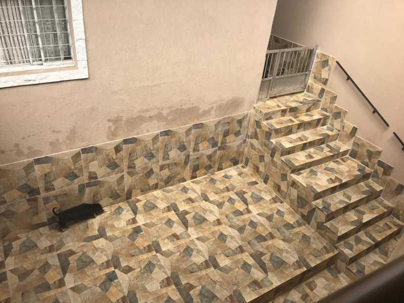 escada externa - Casa 5 quartos à venda Tanque, Rio de Janeiro - R$ 820.000 - FRCA50010 - 9