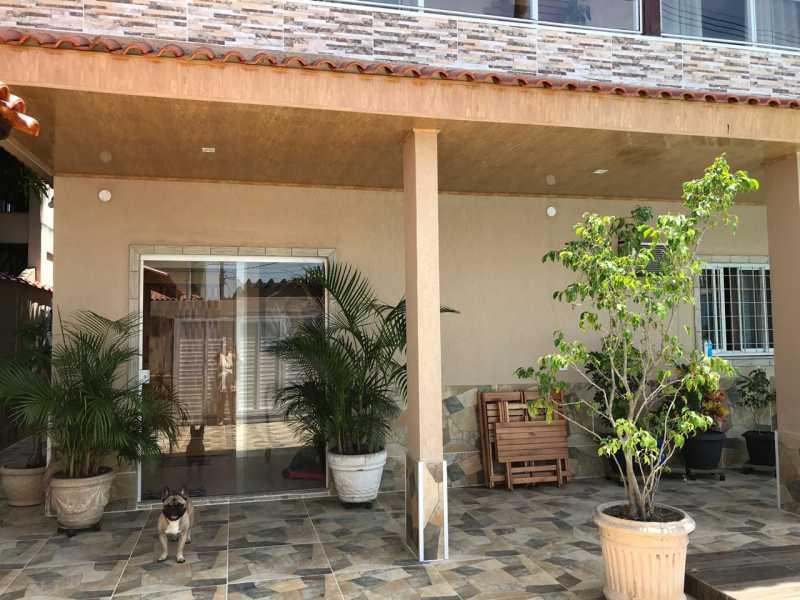 porta blindex - Casa 5 quartos à venda Tanque, Rio de Janeiro - R$ 820.000 - FRCA50010 - 1