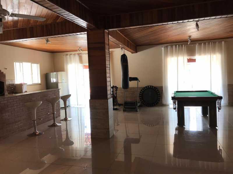 sala jogos - Casa 5 quartos à venda Tanque, Rio de Janeiro - R$ 820.000 - FRCA50010 - 7