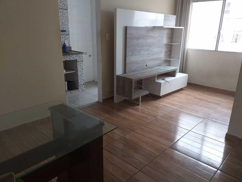 1 - SALA - Apartamento Engenho Novo, Rio de Janeiro, RJ À Venda, 3 Quartos, 55m² - MEAP30300 - 1