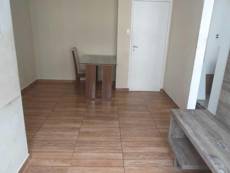 4 - SALA - Apartamento Engenho Novo, Rio de Janeiro, RJ À Venda, 3 Quartos, 55m² - MEAP30300 - 5
