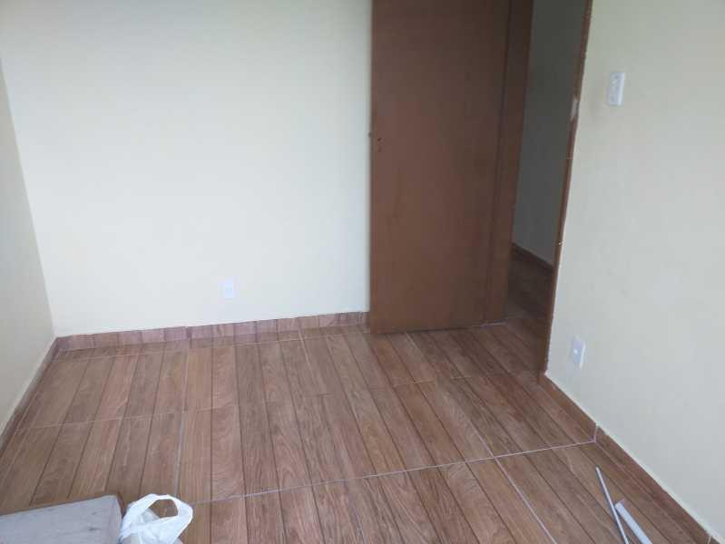 5 - QUARTO 1 - Apartamento Engenho Novo, Rio de Janeiro, RJ À Venda, 3 Quartos, 55m² - MEAP30300 - 6