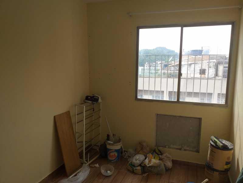6 - QUARTO 1 - Apartamento Engenho Novo, Rio de Janeiro, RJ À Venda, 3 Quartos, 55m² - MEAP30300 - 7