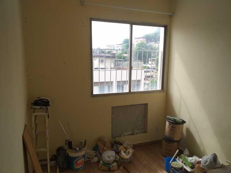 7 - QUARTO 1 - Apartamento Engenho Novo, Rio de Janeiro, RJ À Venda, 3 Quartos, 55m² - MEAP30300 - 8