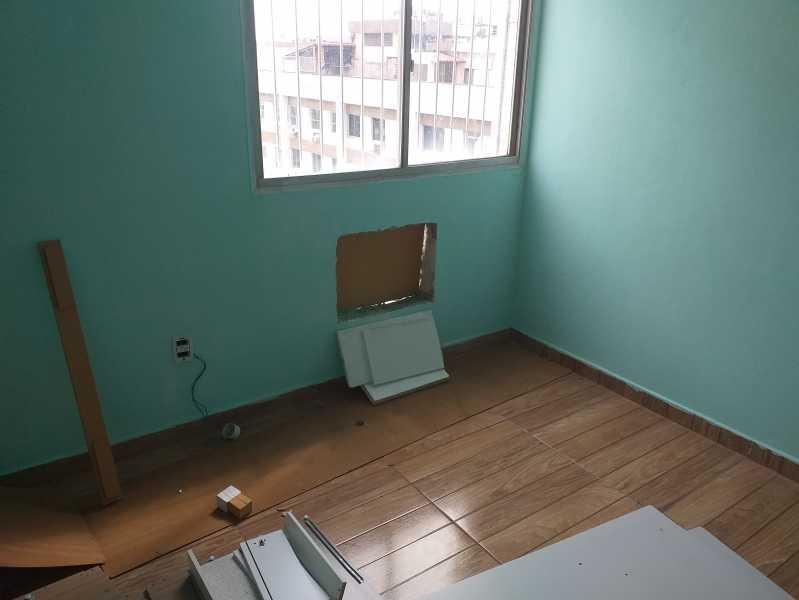 9 - QUARTO 2 - Apartamento Engenho Novo, Rio de Janeiro, RJ À Venda, 3 Quartos, 55m² - MEAP30300 - 10