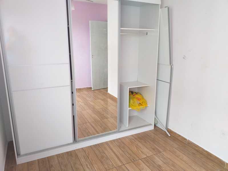 13 - QUARTO 3 - Apartamento Engenho Novo, Rio de Janeiro, RJ À Venda, 3 Quartos, 55m² - MEAP30300 - 14
