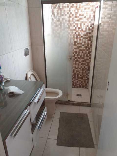 16 - BANHEIRO SOCIAL - Apartamento Engenho Novo, Rio de Janeiro, RJ À Venda, 3 Quartos, 55m² - MEAP30300 - 17