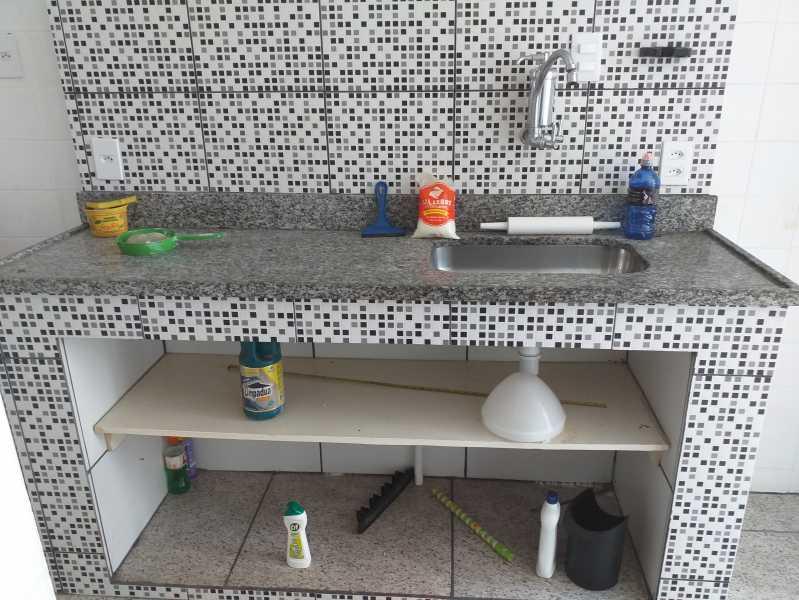 19 - COZINHA - Apartamento Engenho Novo, Rio de Janeiro, RJ À Venda, 3 Quartos, 55m² - MEAP30300 - 20