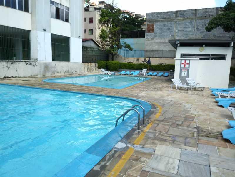 21 - PISCINA. - Apartamento Engenho Novo, Rio de Janeiro, RJ À Venda, 3 Quartos, 55m² - MEAP30300 - 22