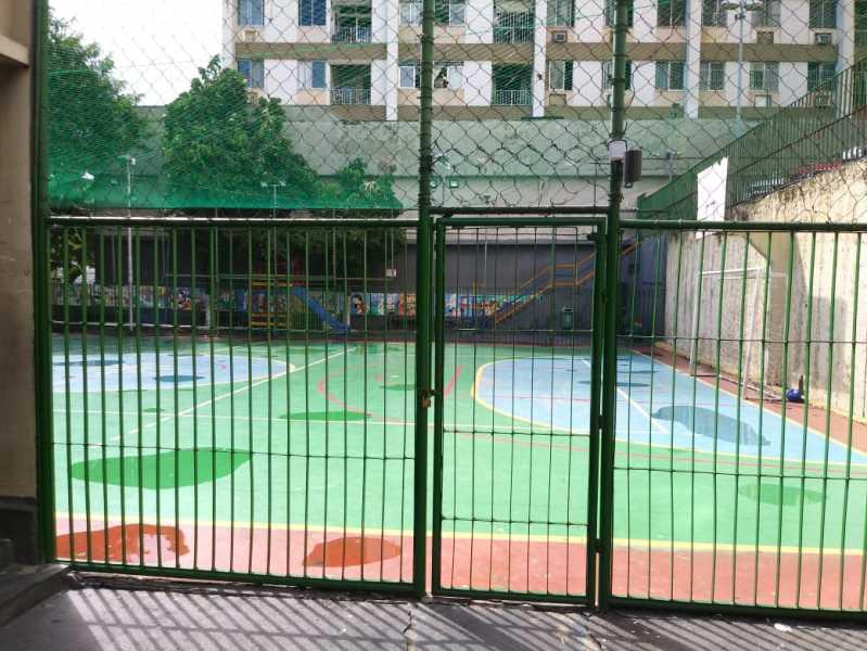 22 - QUADRA. - Apartamento Engenho Novo, Rio de Janeiro, RJ À Venda, 3 Quartos, 55m² - MEAP30300 - 23