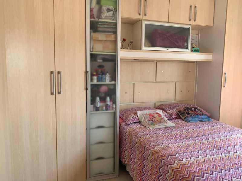 qt casal - Cobertura Praça Seca, Rio de Janeiro, RJ À Venda, 2 Quartos, 105m² - FRCO20050 - 7