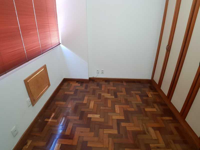 3 - QUARTO 1. - Apartamento Vila Isabel, Rio de Janeiro, RJ À Venda, 3 Quartos, 89m² - MEAP30301 - 4